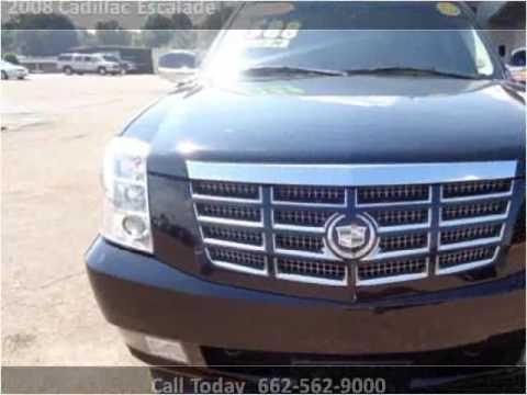 Extreme Auto Sales >> 2008 Cadillac Escalade Used Cars Senatobia Ms