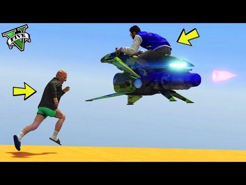 GTA 5 ONLINE 🐷 OPPRESSOR MK2 VS PARKOUR  !!! 🐷 LTS 🐷N*282🐷 GTA 5 ITA 🐷 DAJE !!!!!!!