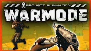 THE WHITE AK-47! | WARMODE - Gameplay!
