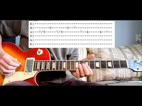 Boy Pablo - Everytime Guitar Lesson