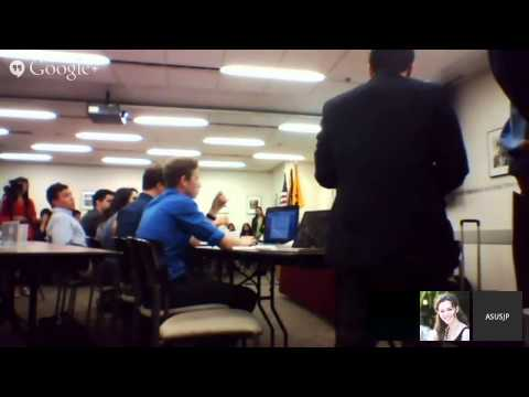 ASU USG Meeting on Divesting from Caterpillar Inc. for its Human Rights Abuses in Palestine