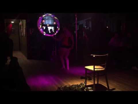 Lady Marmalade Hoop Burlesque