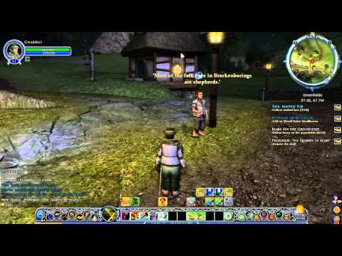 LOTRO 20: (Prologue) A Grizzly Task