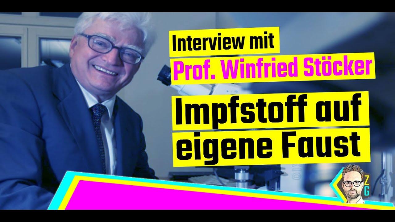 Impfstoff auf eigene Faust - Prof. Winfried Stöcker im Interview
