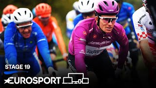 Giro d'Italia 2020 - Stage 19 Highlights | Cycling | Eurosport