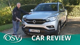 SsangYong Musso 2018 Pick-Up Review