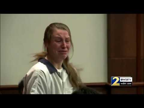 RAW: Emotional courtroom scene after couple sentence for hate crimes