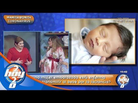 ¿El Coronavirus Se Puede Transmitir Al Bebé Durante El Embarazo? | Mamita Bonita | Hoy