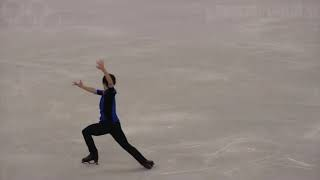 2018 Pyeongchang Olympics Figure Skating Men Single Free Skating 20...