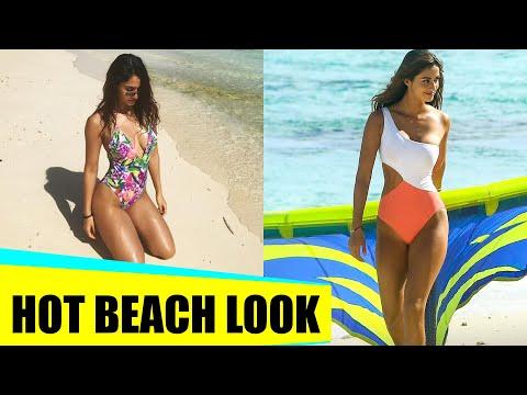 Hotness Alert!! Watch Disha Patani's beach wear