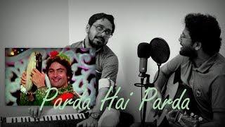 Parda Hai Parda   Md Rafi   Rahul Mishra   Govind Damani   Cover