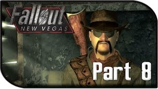 """Fallout: New Vegas Gameplay Part 8 - """"Ranger Jackson"""" (Fallout 4 Hype Let's Play!)"""