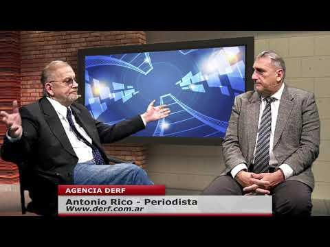 Antonio Rico - Gran acuerdo nacional