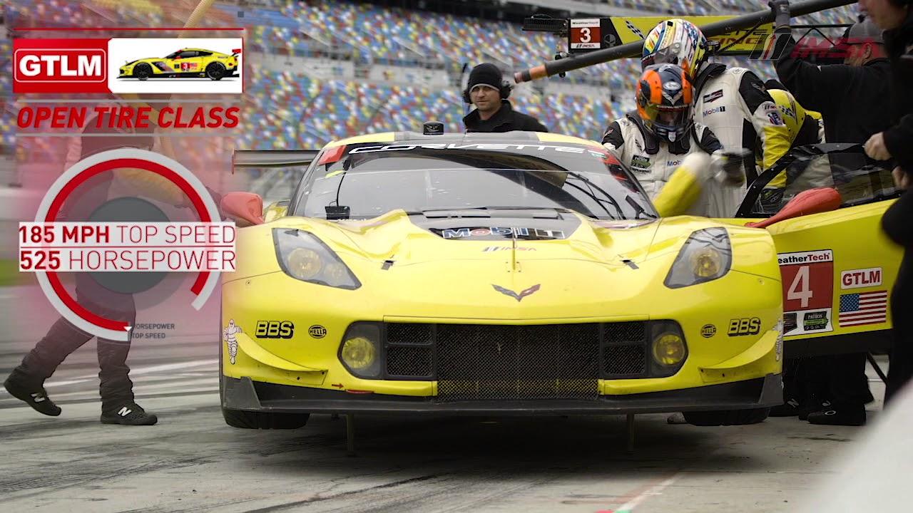 IMSA WeatherTech SportsCar Championship Classes Explained - Motor Informed