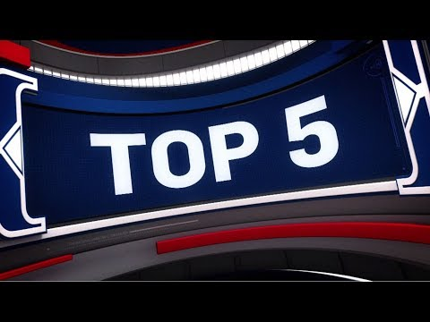 Top 5 Plays Of The Night | October 7th, 2017