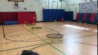 Dude Perfect Spikeball in Physical Education Class