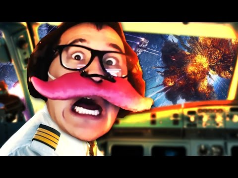 SPACE PIRATE ATTACK!!  | No Man's Sky - Part 2