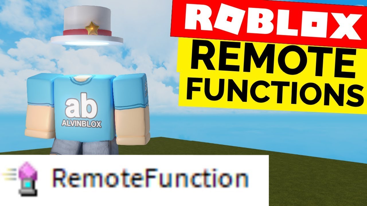Remote Functions Scripting Tutorial Youtube