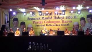 Abnaul Habaib Busyro Lana Muhammad Nabina