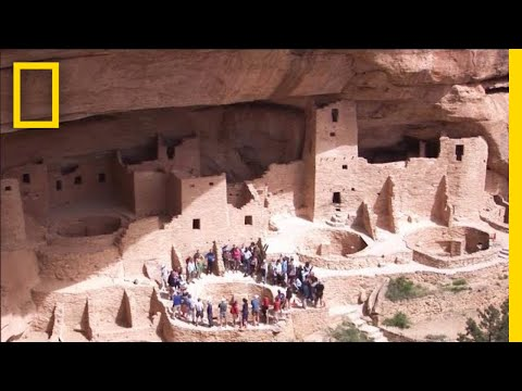 Mesa Verde's Cliffside Dwellings Show A Glimpse Of History | National Geographic