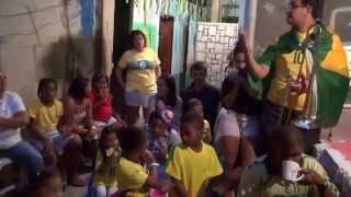 סיור מיוחד בפאבלות של ברזיל