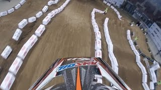 2015 Sofia SX | Malcolm Stewart | Saturday Heat Race | TransWorld Motocross
