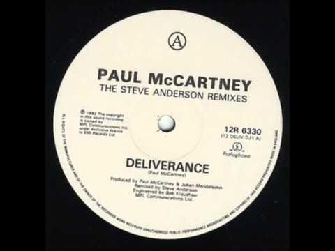Paul McCartney - Deliverance (The Steve Anderson Remix)