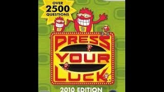 Press Your Luck Nintendo Wii Game 1