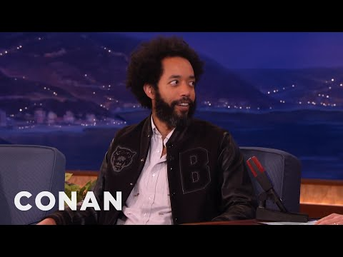 Wyatt Cenac's Red Carpet Confusion  - CONAN on TBS
