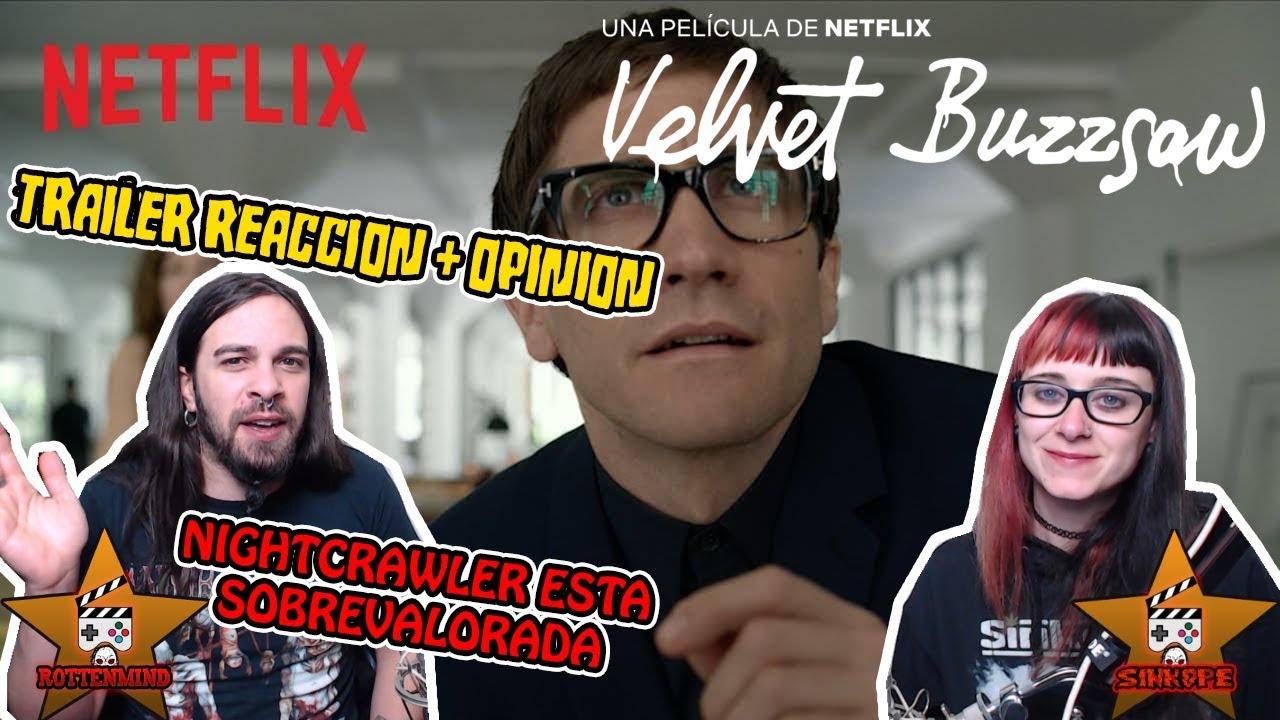 """Download Los límites del ARTE   Trailer """"VELVET BUZZSAW""""   Reacción + Opinión"""