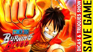One Piece: Burning Blood - Trailer direto da Tokyo Game Show 2015 HD 1080p