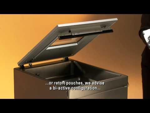 Henkelman Vacuum Packaging Machine Boxer 42 XL ESD Bi-active
