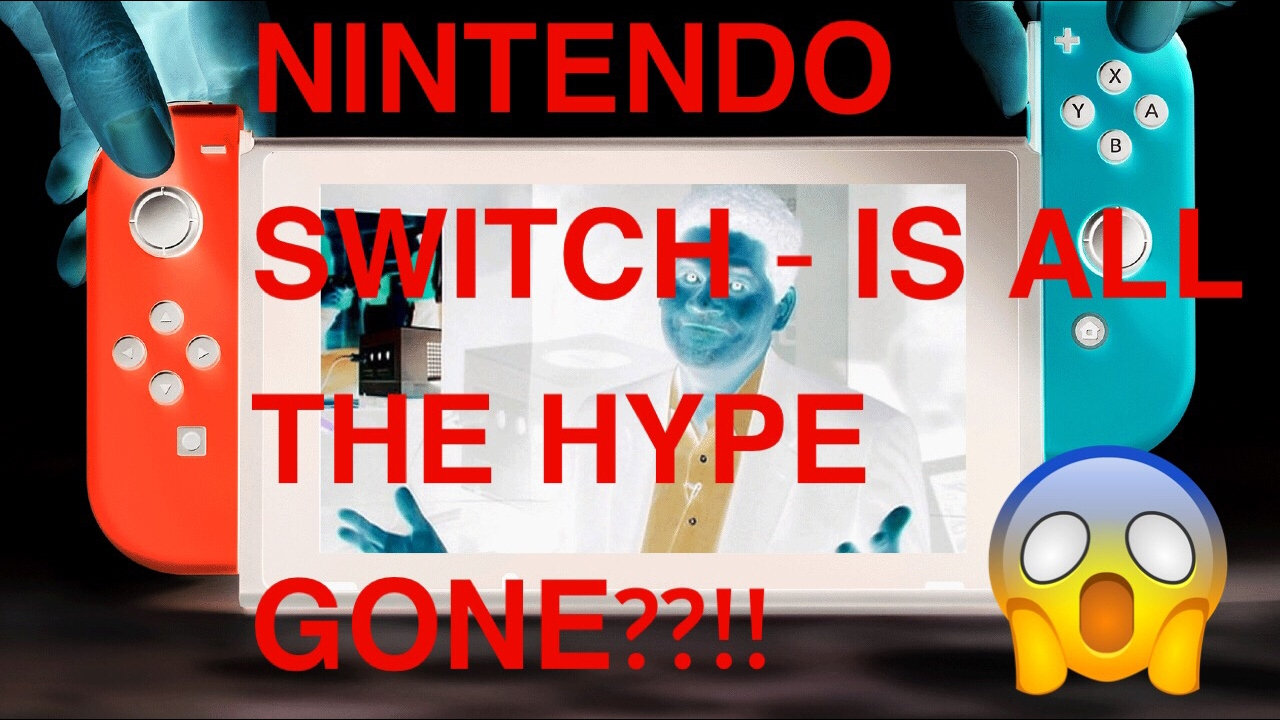 nintendo switch is all the hype gone amazon 20 off switch games and other news youtube. Black Bedroom Furniture Sets. Home Design Ideas