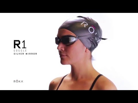 db17de4e73d ROKA R1 Goggle with RapidSight™ - Dark Grey Mirror (Women s Fit Reference)