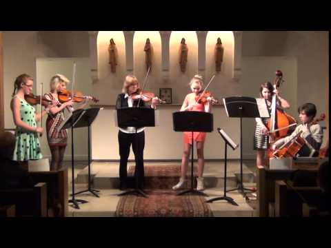 Emerald Mountain School January String Showcase - 2015