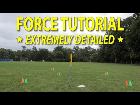 Force Overview: Ultimate Frisbee Defense