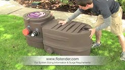 Flotender Grey Water System Video