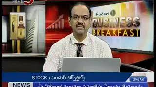 21st Sep 2018 TV5 News Business Breakfast