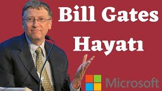 Bill Gates Hayat Hikayesi | Başarı alçak bir öğretmendir | Microsoft 'u Nasıl Ku