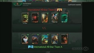 Repeat youtube video The International Dota 2 All Star Match