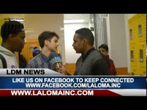 All Sport Athletic League - Interview with Brooklyn Latin School Basket Team
