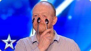 Preview: Simon Cowell meets his spoon-balancing namesake | Britain's Got Talent 2017