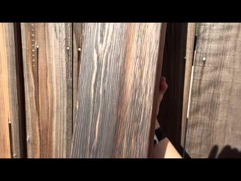 Tutorial: How to DIY Barnwood Style Box Beams