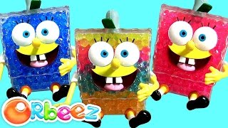 Orbeez SpongeBob Squarepants from Nickelodeon Grow Orbeez Magically in Water by Disney Collector