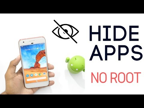How To Hide Apps On Android Without Rooting? (2020)