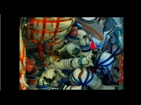 ISS Expedition 48/49 Soyuz MS-01 Launch