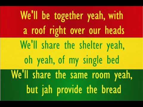 Is this love - Bob Marley - With Lyrics