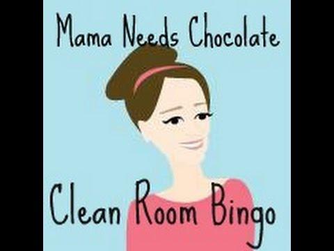 Clean Room Bingo!