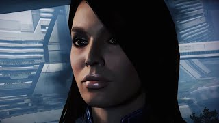 Ashley romance | Mass Effect 3