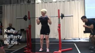 Jo Ann Aita Women's Strength At Oakland Strengthlifting